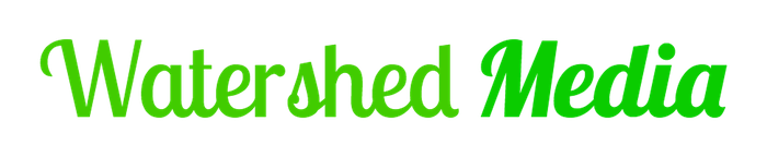 Watershed Media Logo Transparent Spacing Correct Downsized